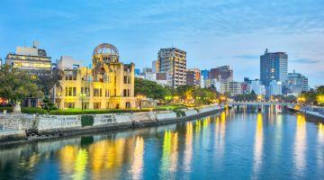 Cheap Flights to Hiroshima