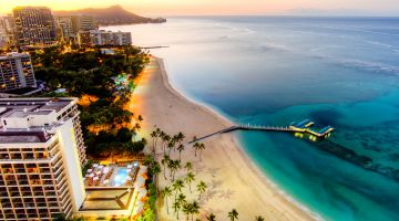 Cheap Flights to Honolulu