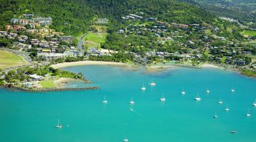 Cheap Flights to Whitsundays