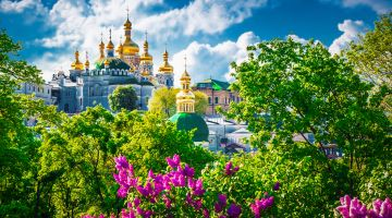 Cheap Flights to Kiev