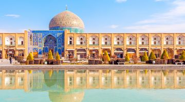 Cheap Flights to Isfahan