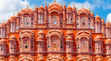 Cheap Flights to Jaipur