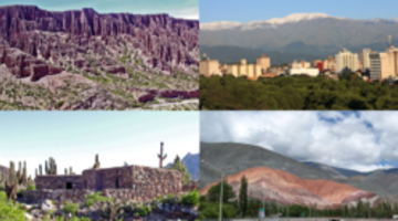Cheap Flights to Jujuy