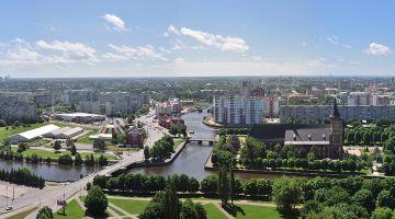 Cheap Flights to Kaliningrad