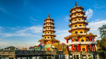Cheap Flights to Kaohsiung