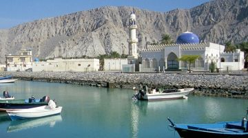 Cheap Flights to Khasab