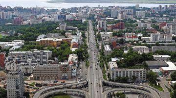 Дешевые билеты на самолет в Хабаровск
