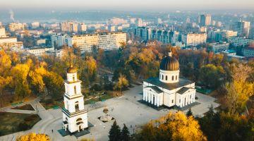 Voos Baratos para Chisinau