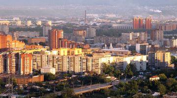 Cheap Flights to Krasnoyarsk