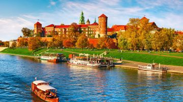 Cheap Flights to Krakow