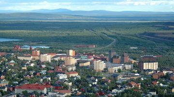 Cheap Flights to Kiruna