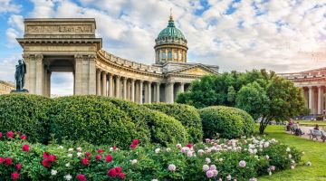 Cheap Flights to St Petersburg