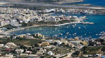 Voli low cost per Lampedusa