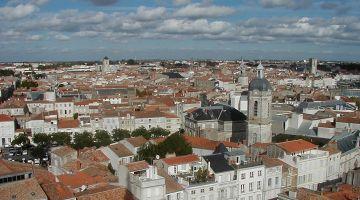 Vols pas chers à destination de La Rochelle