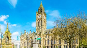 Cheap Flights to Manchester