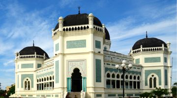 Cheap Flights to Medan