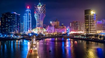 Cheap Flights to Macau