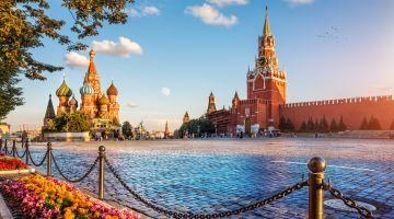 Hotel di Moskow