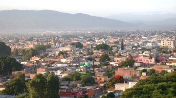 Cheap Flights to Oaxaca