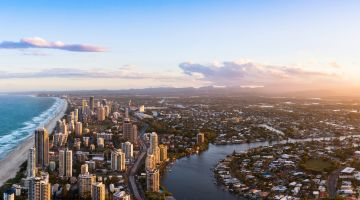 Cheap Flights to Gold Coast