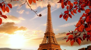 Cheap Flights to Paris