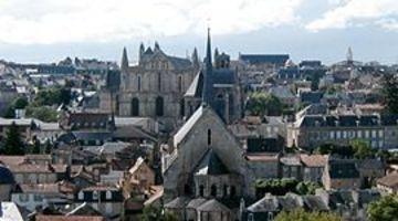 Vols pas chers à destination de Poitiers