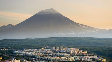Cheap Flights to Petropavlovsk-Kamchatskiy