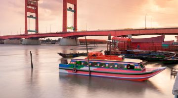 Cheap Flights to Palembang