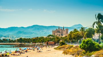 Cheap Flights to Palma Mallorca