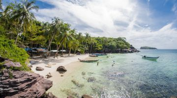 Cheap Flights to Phuquoc