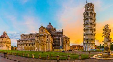 Cheap Flights to Pisa