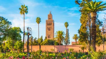 Cheap Flights to Marrakech