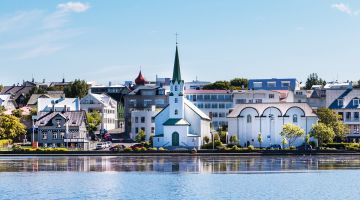 Cheap Flights to Reykjavik