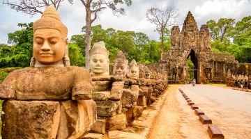 Cheap Flights to Siem Reap