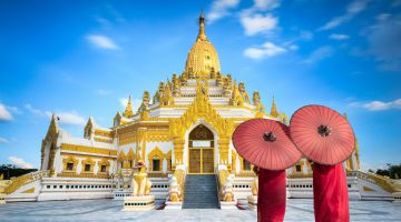 Cheap Flights to Yangon