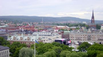 Cheap Flights to Sundsvall