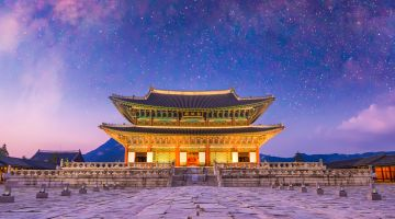 Cheap Flights to Seoul