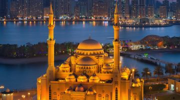 Cheap Flights to Sharjah