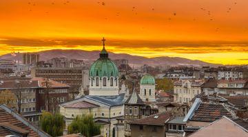 Cheap Flights to Sofia