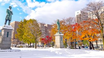 Cheap Flights to Sapporo