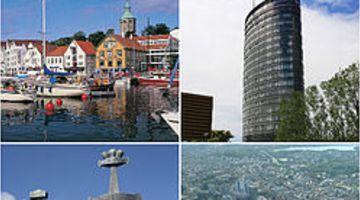 Goedkope Vluchten naar Stavanger