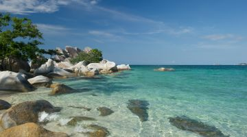 Cheap Flights to Belitung