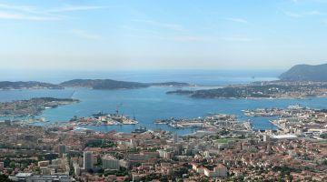 Cheap Flights to Toulon