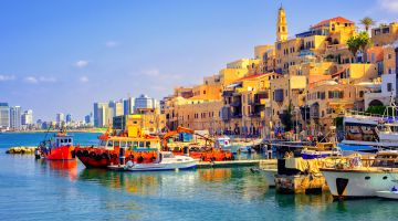 Cheap Flights to Tel Aviv