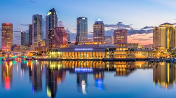 Cheap Flights to Tampa