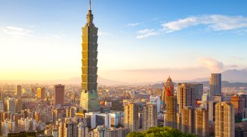 Cheap Flights to Taipei