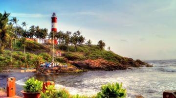 Cheap Flights to Thiruvananthapuram (Trivandrum)