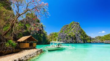 Cheap Flights to Palawan