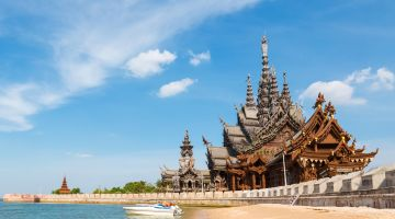 Cheap Flights to Pattaya