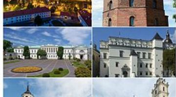 Cheap Flights to Vilnius